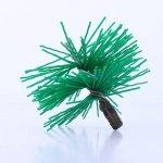 Schornsteinbesen Kaminbesen aus Kunststoff 12,5cm