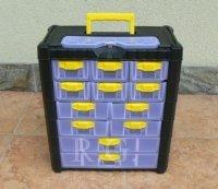 Sortimentskasten Sortimentsbox Kleinteilemagazin NS601