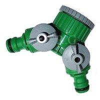 2-Wege Verbinder für Wasserhahn
