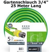 Gartenschlauch Green 3/4 25 Meter Lang