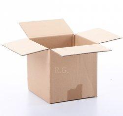 50x Faltkarton Karton 150x150x150
