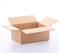 100x Faltkarton Karton 250x175x100