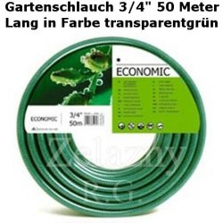 "Gartenschlauch Econ 3/4"" 50 Meter Lang"