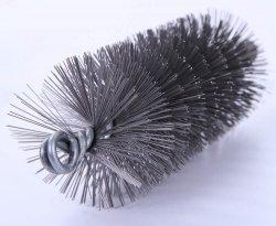 Heizkesselbürste Kaminbesen aus Draht 80mm