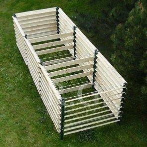 rgshop garten komposter komposter 3800 liter. Black Bedroom Furniture Sets. Home Design Ideas
