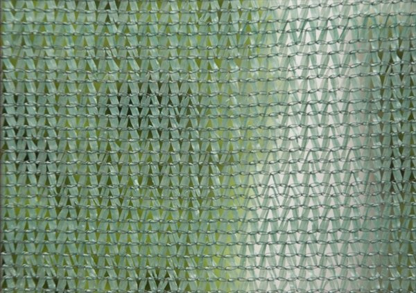 1 x 50 Meter 60 g/m2 Schattiernetz Schattiergewebe Sonnenschutz Zaunblende