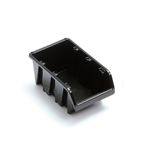 Stapelbox  NP08  90x195x120 Schwarz