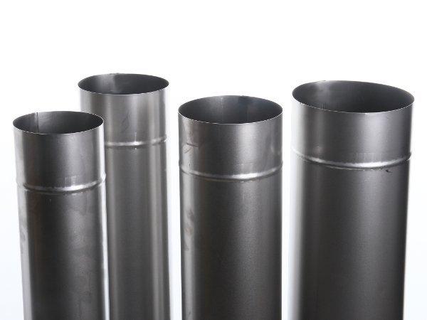 Ofenrohr Rohr Kaminrohr Rauchrohr 100 mm