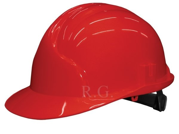 Bauarbeiterhelm Bauhelm Helm Schutzhelm Farbe rot