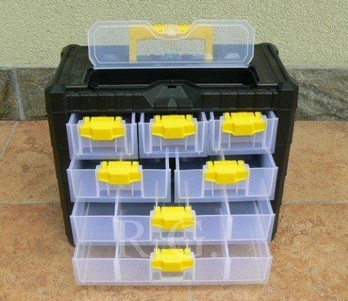 Sortimentskasten Sortimentsbox Kleinteilemagazin NS401