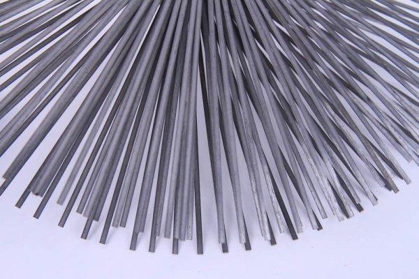 Schornsteinbesen Kaminbesen aus Federstahl 17,5cm