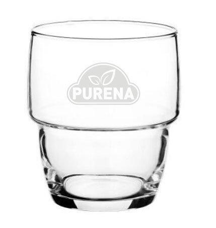 Szklanka 200 ml z logo