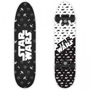 SKATEBOARD Board Holz Funboard Holzboard Streetboard Komplettboard Star Wars