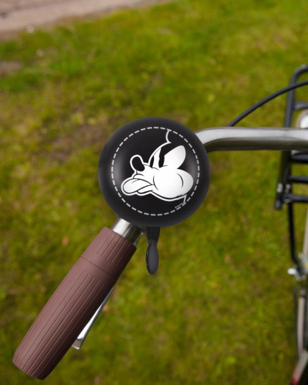 Fahrradklingel Disney Mickey Fahrradglocke Glocke Schelle Bimmel Ding Dong