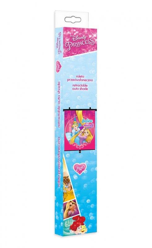 Sonnenschutzrollo Disney PRINCESS 1 Stück 36x45cm