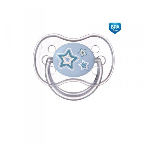 Schnuller 18 M+ Newborn Baby-Blau