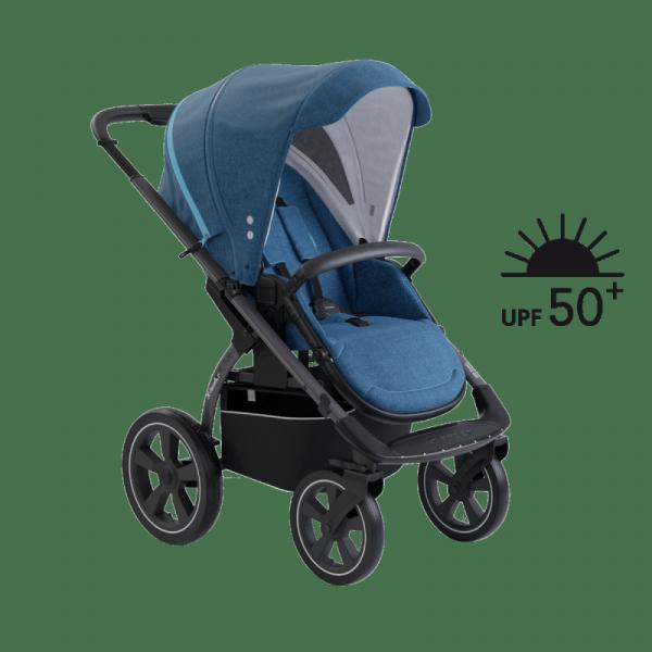 X-lander Kinderwagen X-MOVE BLAU (Petrol Blue)