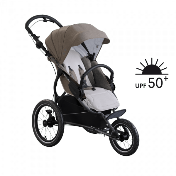 Sportbuggy X-RUN - Evening Grey