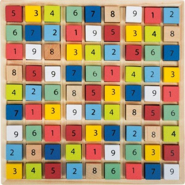Denkspiel Zahlenspiel Holz Logikspiel Lernspiel