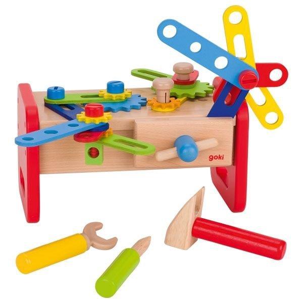 2in1 Kinder Werkzeugbank