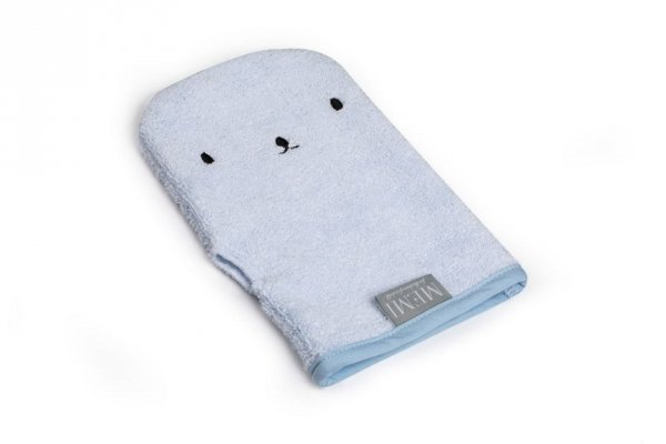 Baby-Badehandschuh baby blue