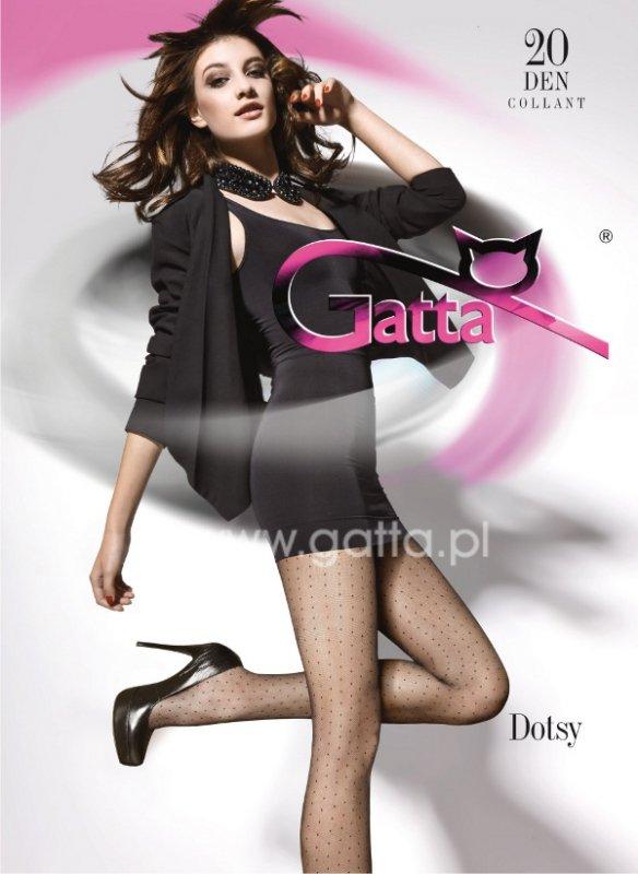 Rajstopy DOTSY 01