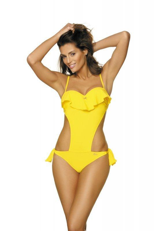 Kostium kąpielowy Carmen Amarillis M-468W (1) Wiązany