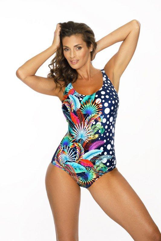 Kostium kąpielowy Susanna Blu Scuro M-629 (2)