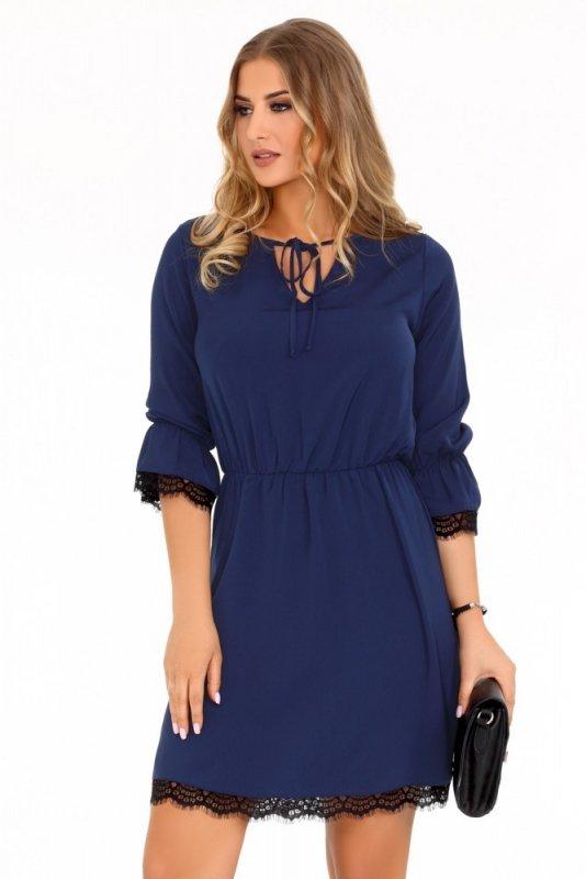 Sukienka Shanice Dark Blue