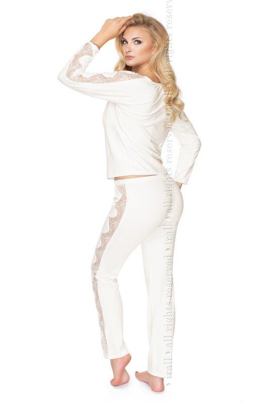 Piżama Pandora Ecru - Jakość Premium