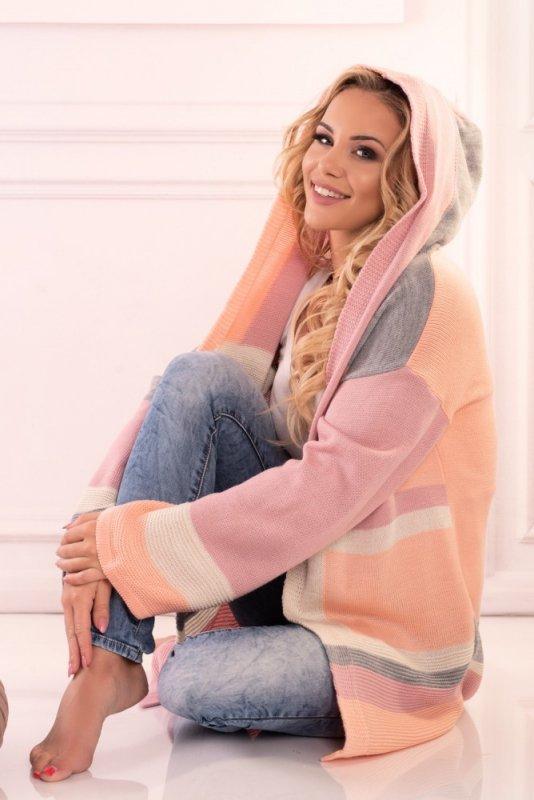 Sweter Linnae Pink