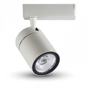 Oprawa Track Light LED V-TAC 35W 24st Biały VT-4546 3000K 3450lm