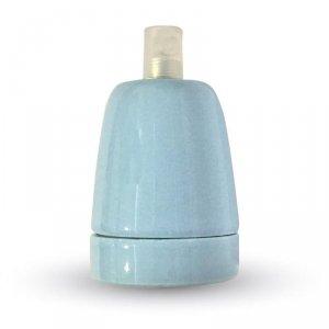 Oprawka Porcelanowa Niebieska V-TAC VT-799 5 Lat Gwarancji