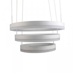 Oprawa LED V-TAC 82W Soft Light Chandelier Ściemnianie Biały VT-82-3 3000K 6500lm 3 Lata Gwarancji