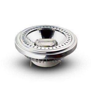 Żarówka LED V-TAC AR111 15W G53 12V 20st COB VT-1110 3000K 780lm