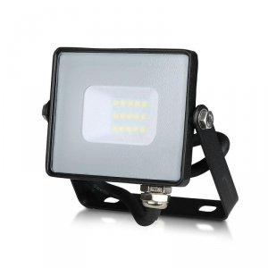 Projektor LED V-TAC 10W SAMSUNG CHIP Czarny VT-10 4000K 800lm 5 Lat Gwarancji