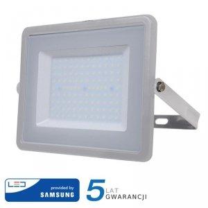 Projektor LED V-TAC 100W SAMSUNG CHIP Szary VT-100 4000K 8000lm 5 Lat Gwarancji
