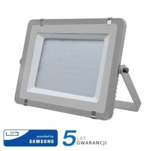 Projektor LED V-TAC 300W SAMSUNG CHIP Szary VT-300 4000K 24000lm 5 Lat Gwarancji