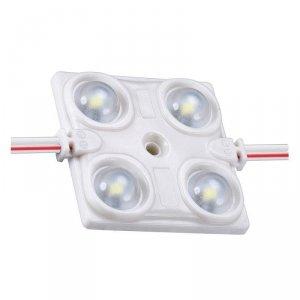 Moduł LED V-TAC 1.44W 4LED SMD2835 IP68 VT-28356 Czerwony 135lm