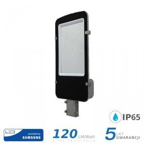 Oprawa Uliczna LED V-TAC SAMSUNG CHIP A++ 150W Szara VT-150ST 4000K 18000lm 5 Lat Gwarancji