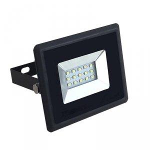 Projektor LED V-TAC 10W SMD E-Series Czarny VT-4011 6500K 850lm