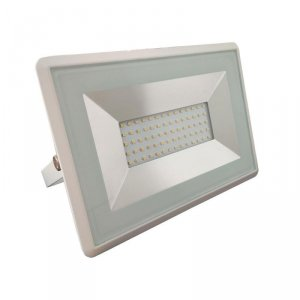 Projektor LED V-TAC 50W SMD E-Series Biały VT-4051 3000K 4250lm