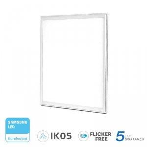 Panel LED V-TAC 45W SAMSUNG CHIP 600x600 VT-645 3000K 3600lm 5 Lat Gwarancji