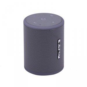 Przenośny Głośnik Bluetooth Micro USB Wysokiej jakości przewód 1500mah Szary V-TAC VT-6244