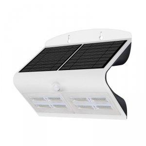 Projektor Solarny 6.8W LED + Biały+Czarny V-TAC VT-767-7 4000K 800lm