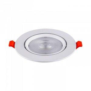 Oprawa V-TAC LED Downlight SAMSUNG CHIP 30W Ruchoma VT-2-30 6400K 2400lm 5 Lat Gwarancji