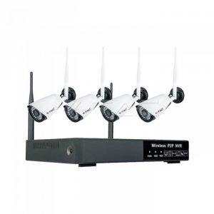 Zestaw Monitoringu V-TAC 1080P WiFi 4xKamera VT-5188