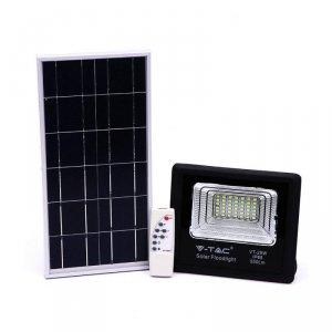 Projektor LED Solarny V-TAC 12W IP65 VT-25W 4000K 550lm