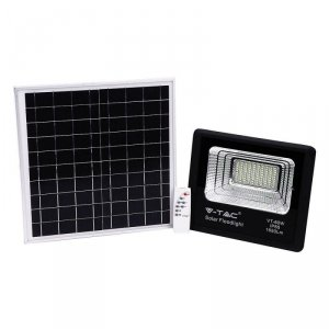 Projektor LED Solarny V-TAC 20W IP65 VT-60W 6000K 1650lm