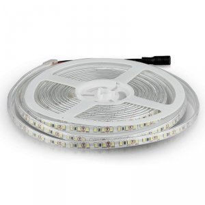 Taśma LED V-TAC SMD3528 600LED IP65 RĘKAW 7,2W/m VT-3528 3000K 600lm